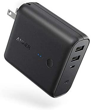 Anker PowerCore Fusion 5000 (モバイルバッテリ...