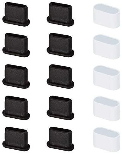 VSuRing USB3.1 Type-C コネクタカバー キャップ ...