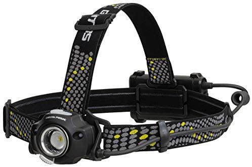 GENTOS(ジェントス) LED ヘッドライト USB充電式 ...