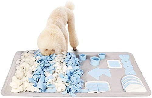 ペットおもちゃ 訓練毛布 犬 猫 ペット ノーズワ...