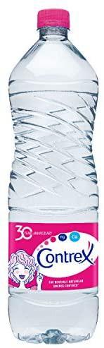 コントレックス 1.5L 水 (正規輸入品) ×12本