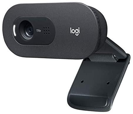 ロジクール ウェブカメラ C505 HD 720P 自動光補...