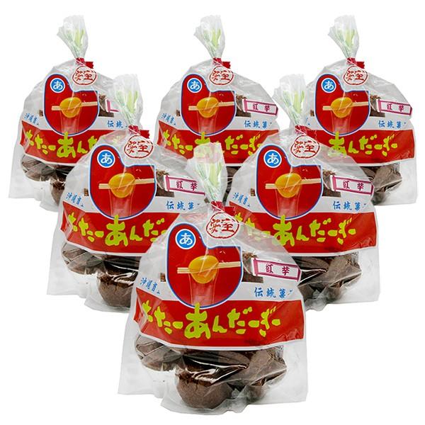 安室の紅芋さーたーあんだぎー(10個入り×6袋セ...