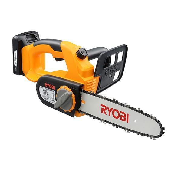 リョービ(RYOBI) 充電式チェンソー BCS-1800L1 軽...