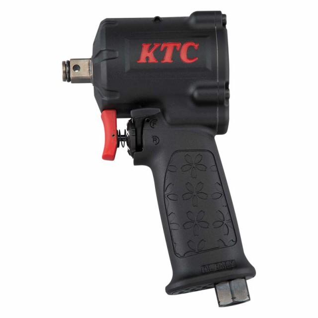 KTC(京都機械工具) 12.7sq.インパクトレンチ(フラ...