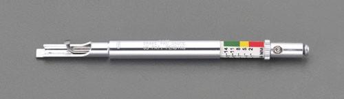エスコ(ESCO) 135mm ブレーキパッドゲージ EA604F...