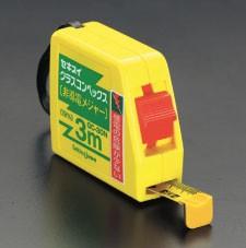 エスコ(ESCO) 3m グラスファイバー絶縁メジャー E...