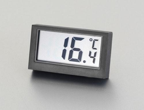 エスコ(ESCO) 58x33mm デジタル温度計 EA728AC-32...