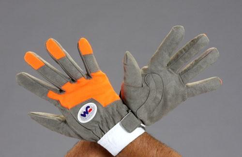 エスコ(ESCO) [M] 手袋(レスキュー・合成革) EA35...