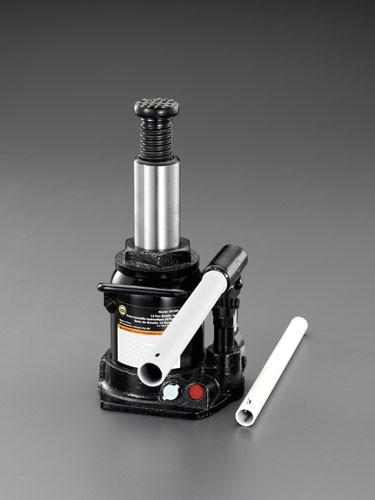 エスコ(ESCO) 12ton/152-270mm 油圧ジャッキ(低床...