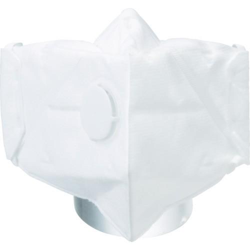 TRUSCO(トラスコ) 使い捨て式 防じんマスク 弁付 ...