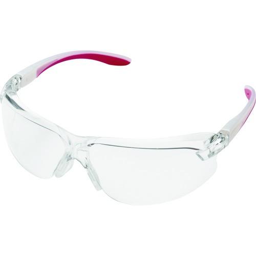 ミドリ安全 二眼型 保護メガネ MP-822 レッド MP-...