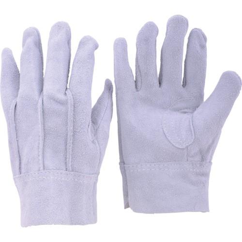 TRUSCO(トラスコ) 牛床革手袋 LLサイズ JK-1-LL