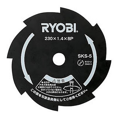 リョービ(RYOBI) 金属8枚刃 4900003