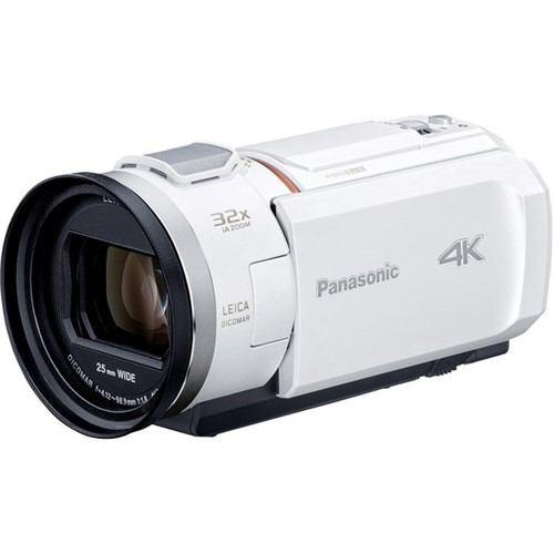 パナソニック HC-VX2M-W デジタル4Kビデオカメラ ...