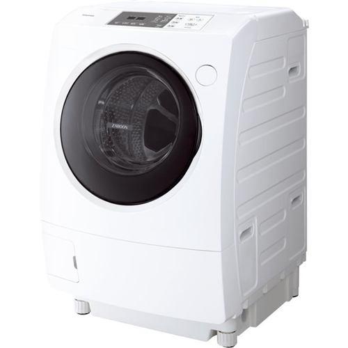東芝 TW-95G9L(W) ドラム式洗濯乾燥機 ZABOON (洗濯9kg・乾燥5kg) 左開き グランホワイト