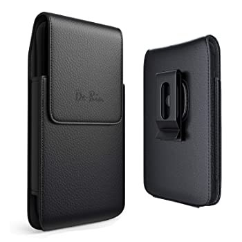 De-Bin iPhone 12 Pro 携帯電話ホルスターベルト...