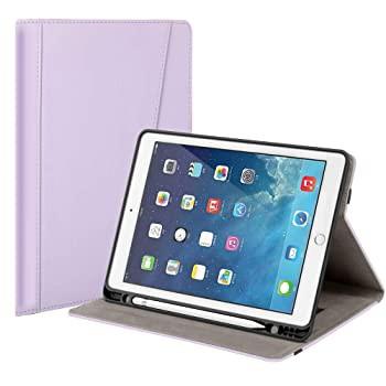 GSHINE iPad 9.7ケースタブレットレザーケース (9...