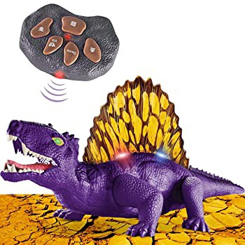 Dinosaur Toys for 3 4 5 6 Year Old Boys,Remote...