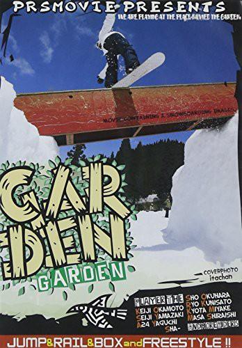 GARDEN [DVD](中古品)