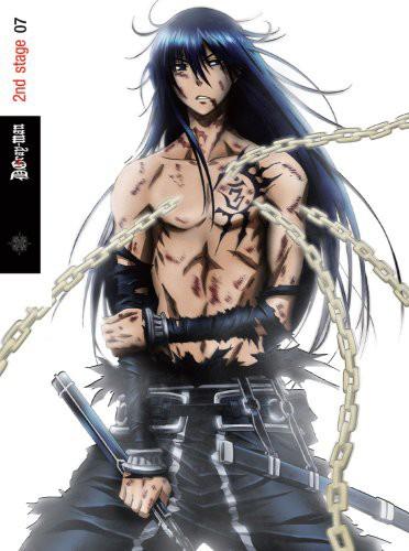 D.Gray-man 2nd stage 07 [DVD](中古品)