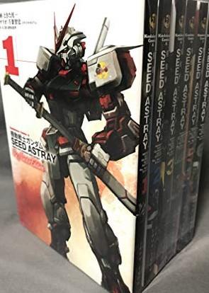 《新装版1-6全巻セット》機動戦士ガンダムSEED AS...