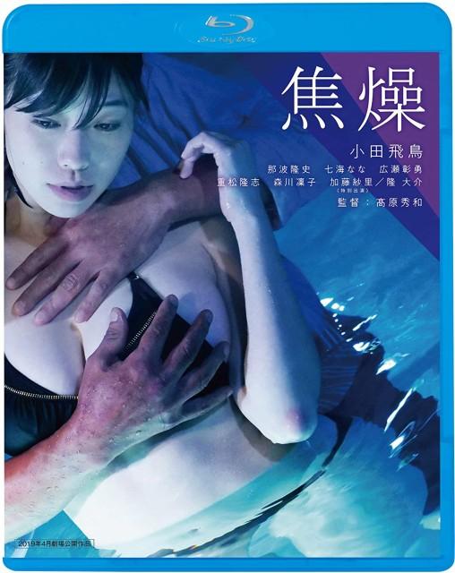 焦燥 [Blu-ray](中古品)