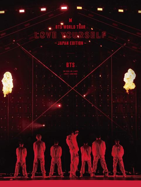 BTS WORLD TOUR 'LOVE YOURSELF' 〜JAPAN EDITION...