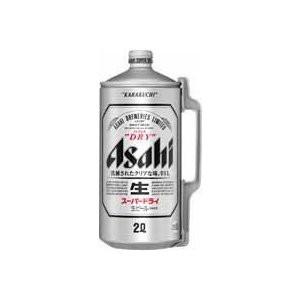 アサヒ スーパードライ 2000ml×6本 1本約1466...
