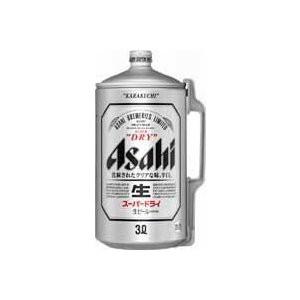 アサヒ スーパードライ 3000ml×6本 1本約1950...