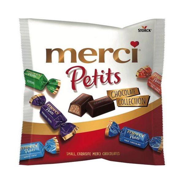 メルシー プチチョコレートコレクション 125g