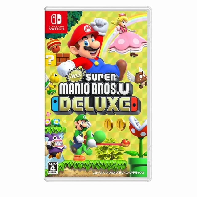 【送料無料】 Nintendo Switch New スーパーマリ...