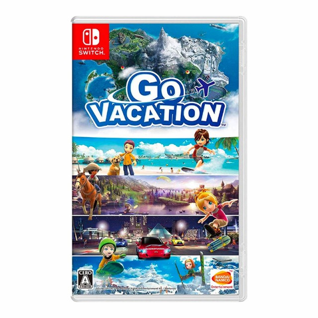 【送料無料】 Nintendo Switch GO VACATION