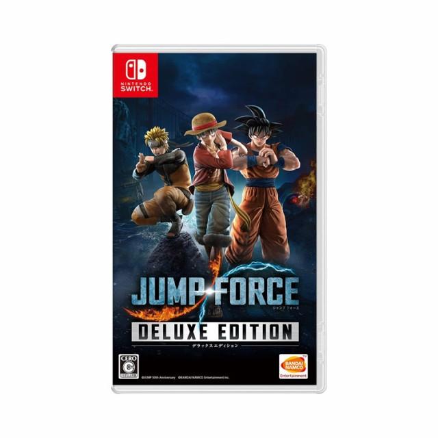【送料無料】 Nintendo Switch JUMP FORCE デラッ...