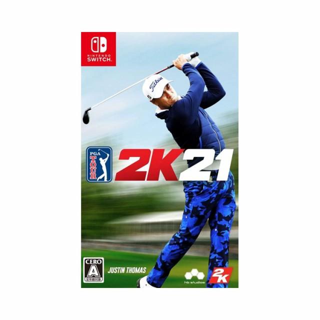 【送料無料】 Nintendo Switch ゴルフ PGAツアー ...