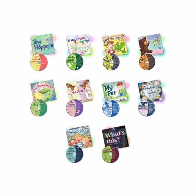アプリコット出版 洋書 絵本 Picture Books (CD...