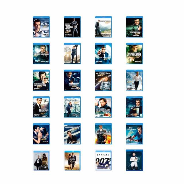 【送料無料】 007/ (全24タイトルセット) [Blu-ra...