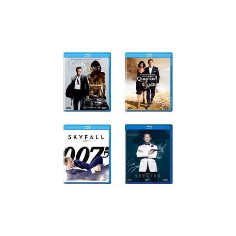 【送料無料】 007/ダニエル・クレイグ ブルーレイ...