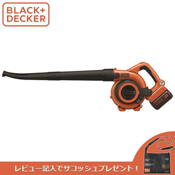 BLACK+DECKER(ブラックアンドデッカー):36Vブロワ...