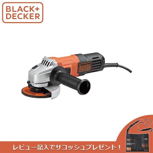 BLACK+DECKER(ブラックアンドデッカー):100mm デ...