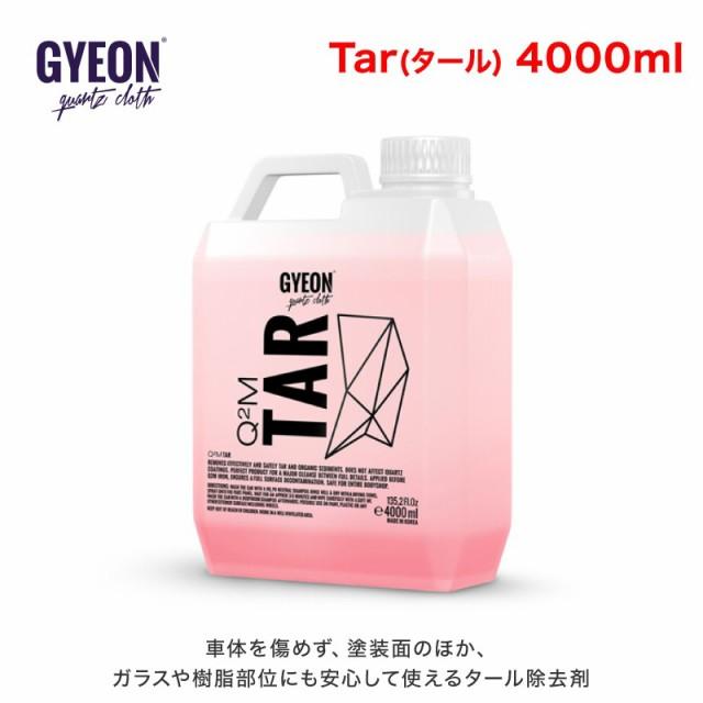 GYEON(ジーオン) Tar(タール) 4000ml Q2M-TA400 [...