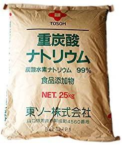国産 重曹 炭酸水素ナトリウム 25kg 粉末 業務用 ...