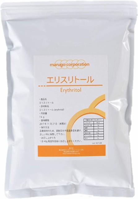 marugo(マルゴ) エリスリトール (erythritol) 粉...