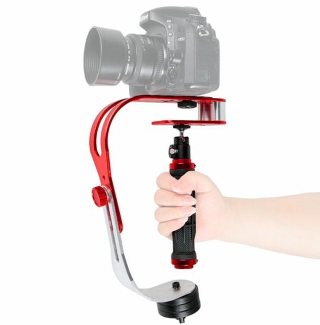 カメラ スタビライザー プロハンドヘルド 撮影安...