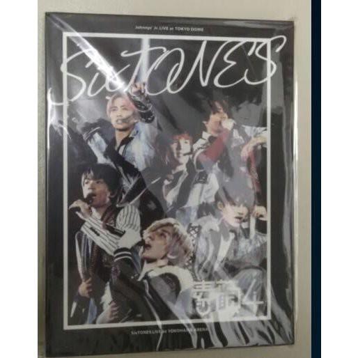 DVD 素顔4 未開封品【SixTONES盤】