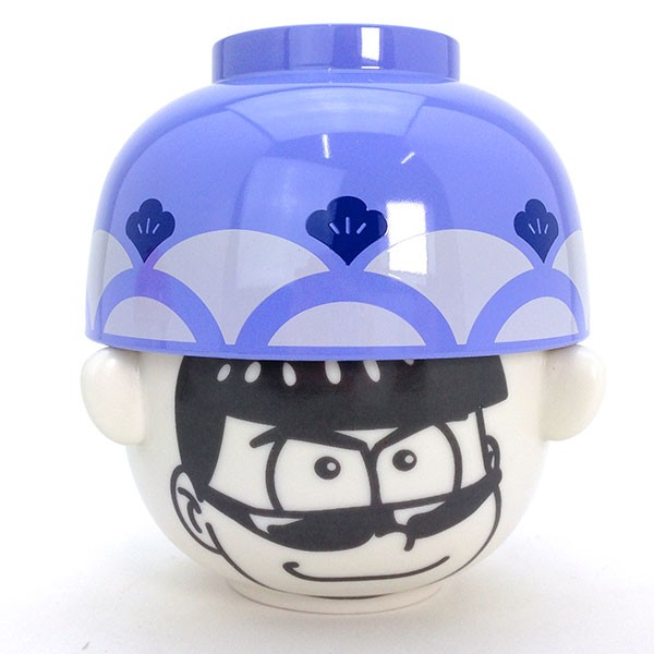おそ松さん カラ松 汁椀茶碗セット 200ml