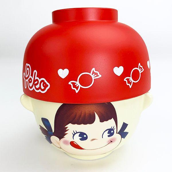 PEKO ペコちゃん Peko 汁椀茶碗セット 食器 キッ...