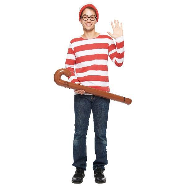 ウォーリー コスチューム グッズ ウォーリーの杖