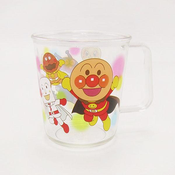 アンパンマン クリアーコップ (コップ/マグカップ...