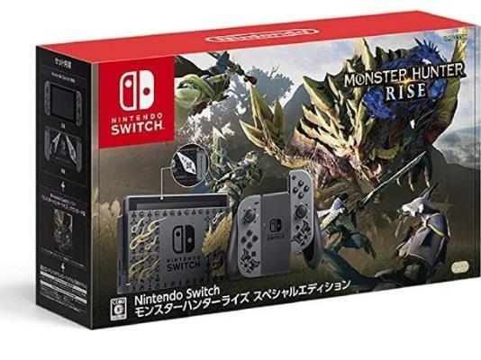 Nintendo Switch モンスターハンターライズ スペ...